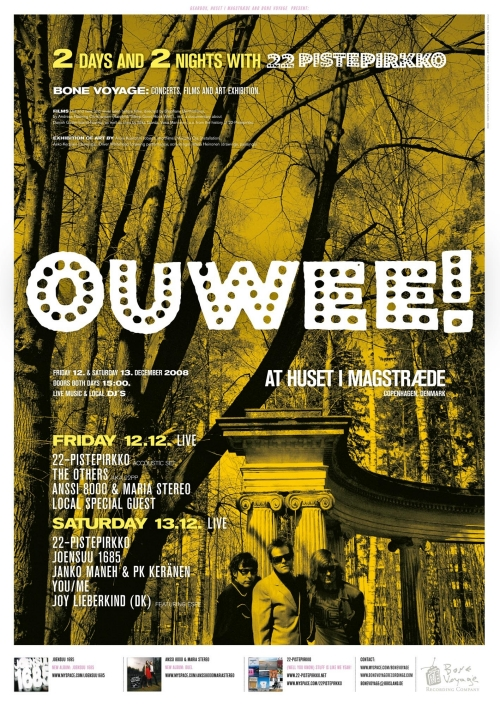 Ouwee Poster